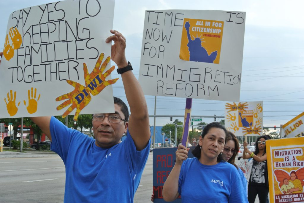 Concert Rallies Support for Immigration Reform in Florida